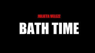 BBW Julieta Velezz Bath Time Fun TEASER