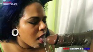 Damaris Rivera having hardcore BBW so much pleasure