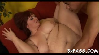 Darksome dick for fat angel,big ass drilling