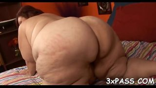 Great fuck with fattie big ass babe