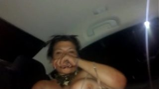 Homeless native american slut havign hot fuck with boy friend