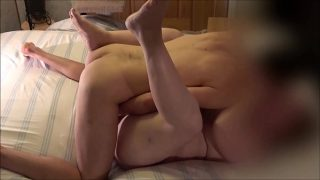 Homemade Amateur Pussy Creampie: Fucking Viewed from Multiple Angles