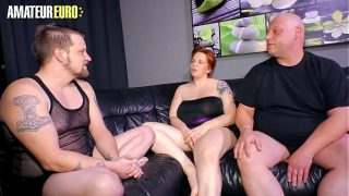 Hot BBW Mature Wife Indulge In Threesome Fun With Hubby And A Friend
