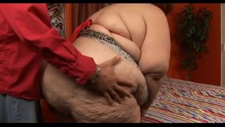 interracial sex between chubby beauty and horny guy