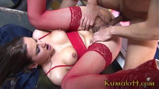 Poppy Morgan and Kit Lee Anal Dp Group Orgy