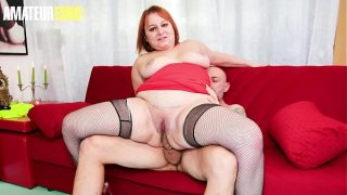 Sexy Bbw Lady Kiara Rizzi Takes Huge Cock In The Ass Before The Dinner