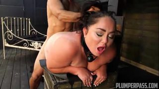 Sexy Brunette BBW Begs to be Used and Fucked by Big Cock
