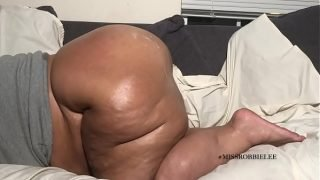 Tanned White Pawg Gets Black Dick From Back, then Cum On Fat ass Cheeks… Please follow IG @pawg robbielee